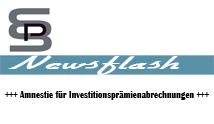 Investitionsprämie – Amnestie für Abrechnungen nur noch bis 30. September 2021